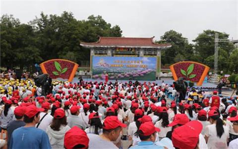 """两岸农民欢聚漳平共庆首届""""中国农民丰收节"""""""