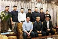 沈阳台办领导与在沈台商青年座谈 服务台青创业就业