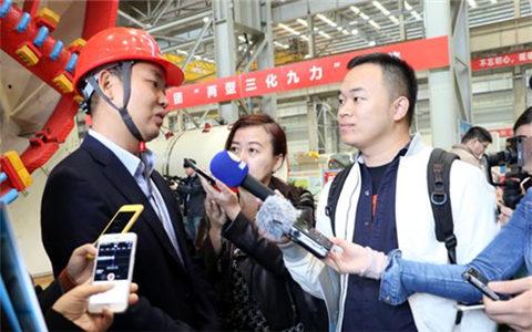 科技创新促湘台融合发展 两岸媒体为湖南智造打Call