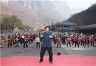 台湾贵宾包机团开启焦作之旅 百名台胞大呼过瘾