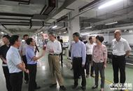 海峡两岸关系协会会长张志军到广西调研