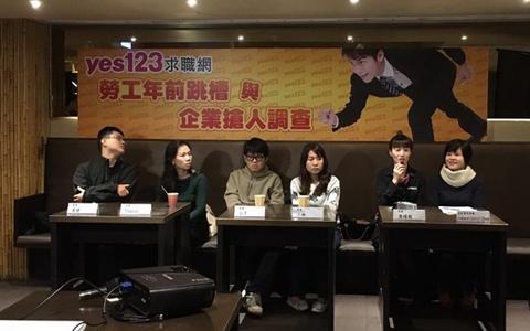 """调查显示台湾二成上班族选择年前""""裸辞"""""""