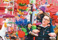 外国游客喜欢来中国过节 中国节日成入境游新亮点
