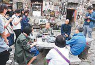 两岸媒体中原感受乡村振兴 大陆村官比台湾里长难当多了.jpg