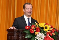 俄罗斯总理梅德韦杰夫将访华