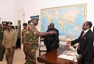 传奇谢幕! 穆加贝辞去津巴布韦总统职务