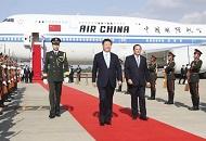 听,大国外交新时代的铿锵足音——中共中央总书记、国家主席习近平访问越南、老挝纪实