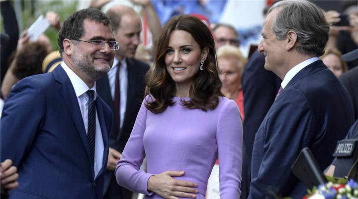凯特王妃和威廉王子将迎第三胎