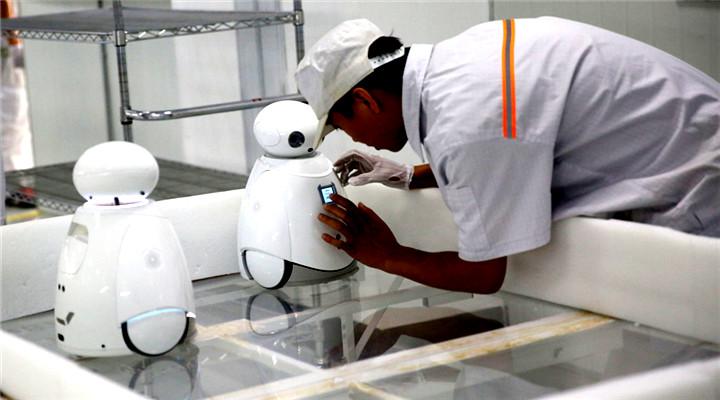 """机器人是怎样""""炼成的""""?"""