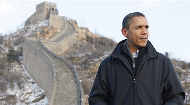 特朗普即将访华 看前几任美国总统夫妇中国行