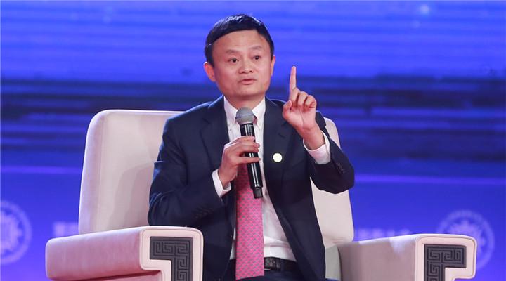 马云出金句秒杀王健林:月挣一二十亿很难受