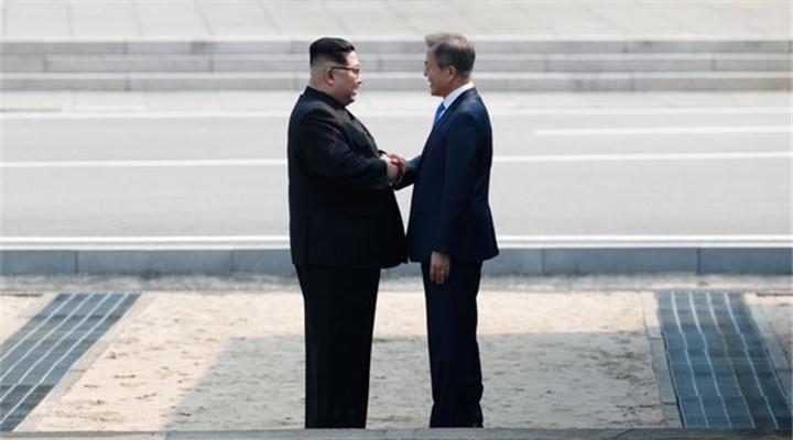 全程回顾朝韩首脑第3次会晤这12小时