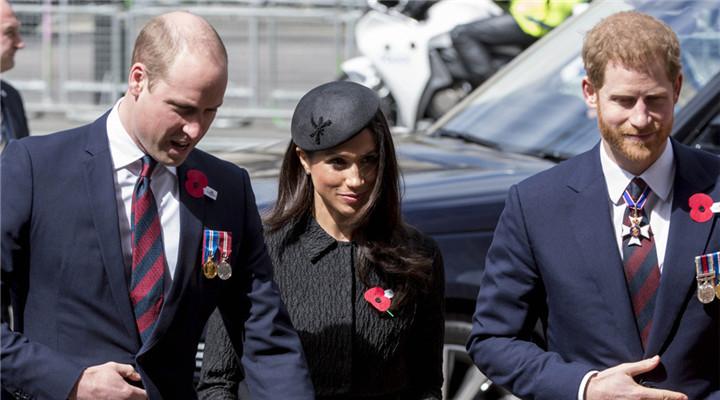 哈里王子大婚细节曝光 看那些盛大的王室婚礼