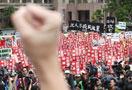 """台湾贫富差距明显 侯汉廷:""""劳基法""""修正不利劳工"""