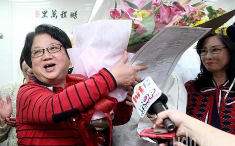 吴碧珠弃选 国民党火速确定台北市议员提名33席名额过半