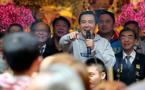 马英九由黑翻红为何不回锅选台北市长?台湾网友这么说