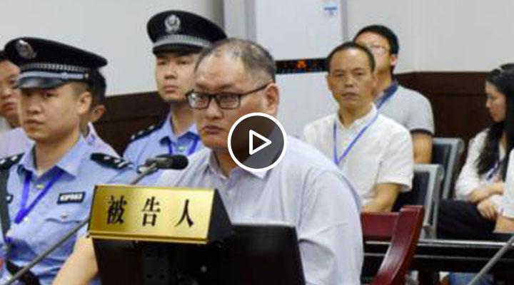彭宇华、李明哲颠覆国家政权案一审公开开庭