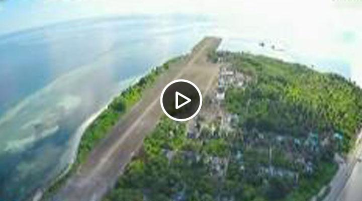 台军低调扩建太平岛
