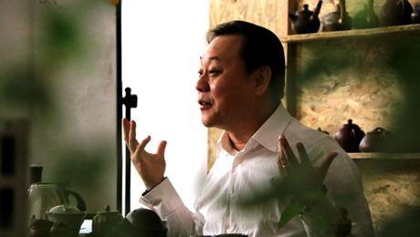 """从""""广告教父""""到创业导师 陈炳宏:大陆是个神奇的地方"""
