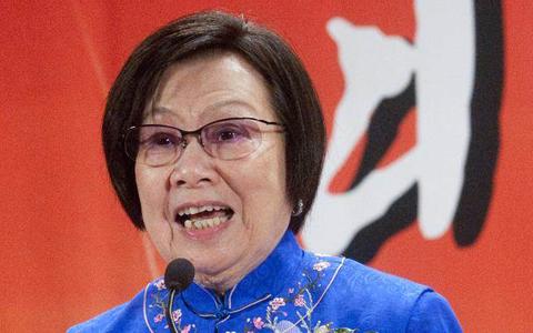f辜严倬云。(图片来源:台湾《中国时报》).jpg