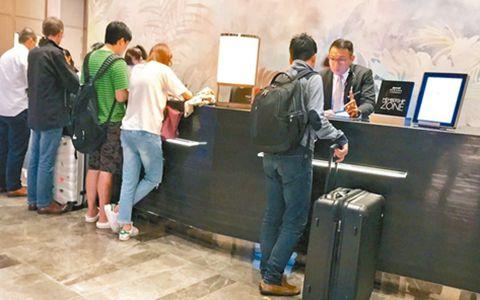 """1台""""交通部""""宣布将针对旅馆、游乐业减免地价税和房屋税。(图片来源:台湾《联合报》)_副本.jpg"""