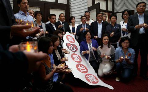 爱台湾用错了方式就是害台湾