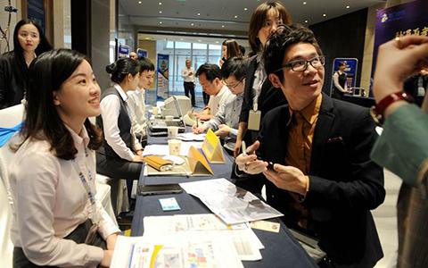 多位台湾经济学专家与120余位在漳台商台胞,共同交流大陆投资创业经验f。.jpg
