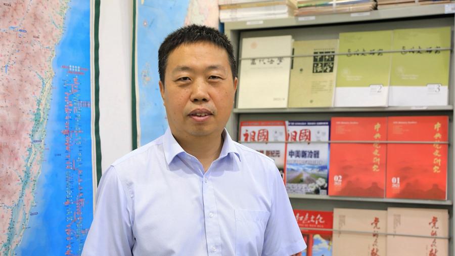 """李振廣︰hao)窠車本峙住按chun)hao) hua)開""""有虛無實,大(da)陸看得(de)很(hen)清楚(chu)"""
