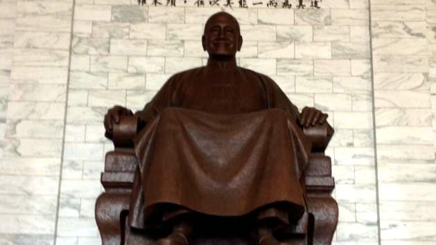 过半民众反对拆蒋介石铜像,这回民进党不说话了?