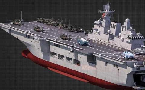 网友绘制的075两栖攻击舰想象图.jpg