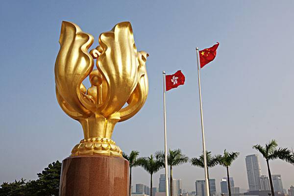"""香港国安法与反分裂国家法剑指""""两独"""",民进党当局还能撑多久"""