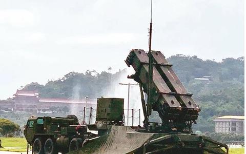 美国又推对台军售,只会给台湾人民带来灾难