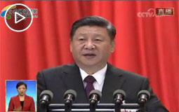 """习近平:我们要坚持一个中国原则,坚持""""九二共识"""""""