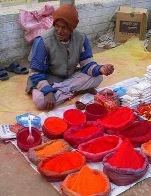印度人的真实生活
