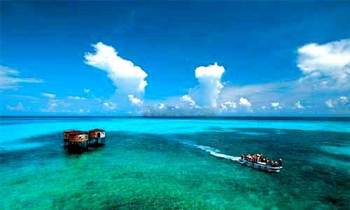西沙群岛:海的远处 颠覆记忆的色彩