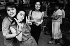 实拍中国失足少女接客全过程