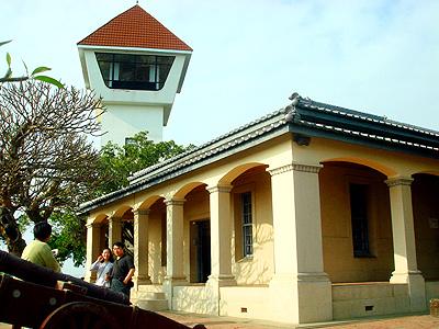 安平古堡 四百年历史风华