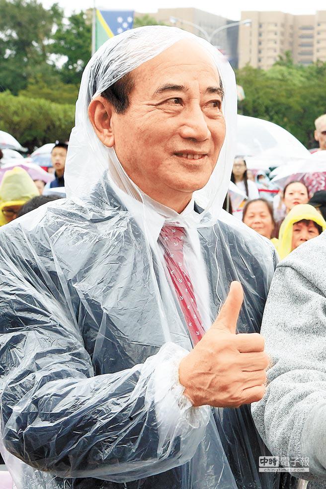 """""""立法院长""""王金平(《中国时报》 邓博仁摄)"""