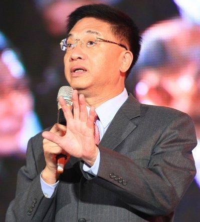 台湾名嘴爆料蓝营党产1350亿新台币,遭判30万新台币登报道歉。(图/《联合报》)