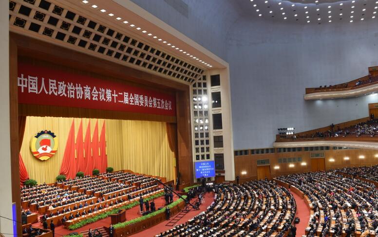 """俞正声回顾2016年两岸关系发展:坚持""""九二共识"""" 坚决反对""""台独"""""""