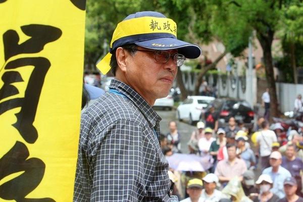 台湾公务人员协会理事长李来希