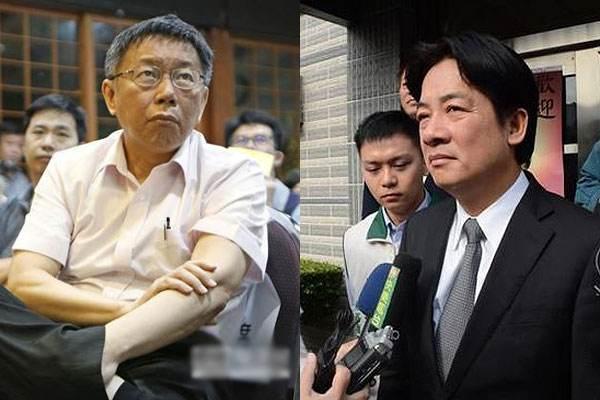 台北选战民调柯文哲狠甩赖清德 年轻选民渐远离民进党