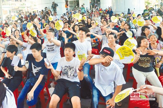 罢免黄国昌案是否成立 台选务机构40天后公告