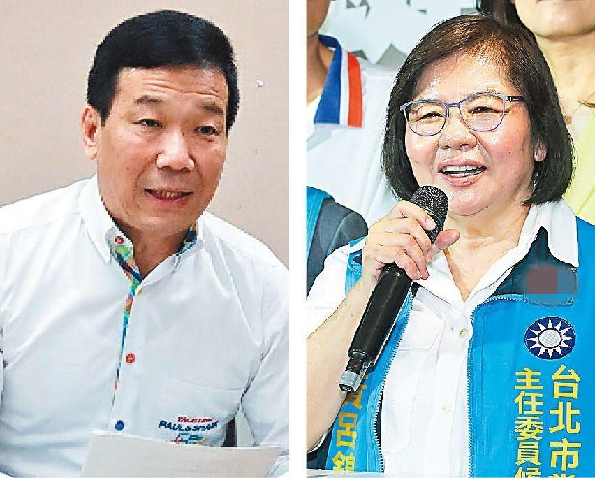 国民党部主委选举结果牵动2018 五县市决战组织动员