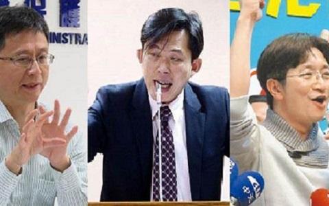 """蔡正元:托这三人的福 北台湾""""吸霾比赛""""将开跑"""
