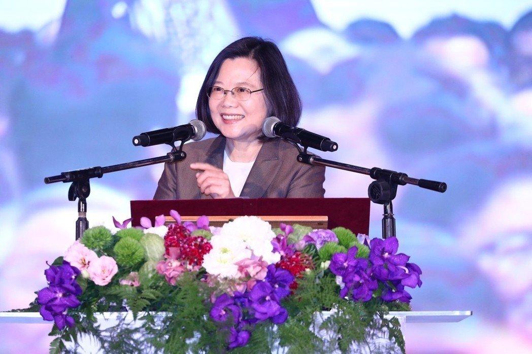 国民党谈蔡英文