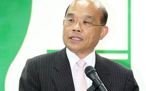 绿营智库民调:苏贞昌与侯友宜新北对阵五五波