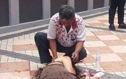 台湾女子游大马遭抢 头部受伤送医急救