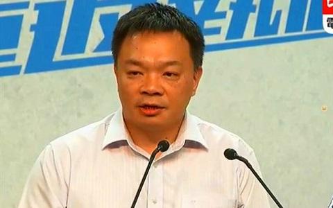 """国民党台南市长初选 前""""政务委员""""高思博胜出"""