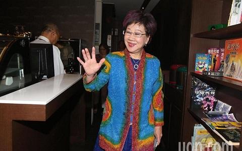 脱党后说良心话连发 吕秀莲:台湾可能亡在民进党手里
